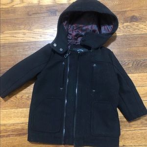 Black Urban Republic toddler coat (18 months)